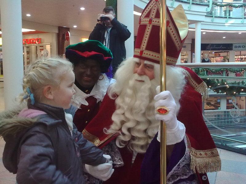 Sinterklaas, op de rand van het geloof
