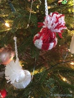 DIY kerstmutsjes