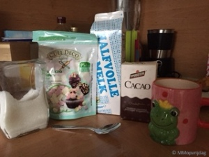Chocolademelk_ingredienten