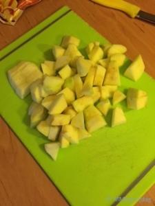 Zuurkooltaart_appels