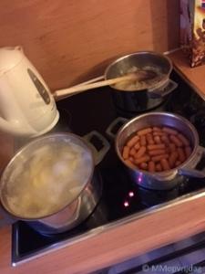 Zuurkooltaart_koken