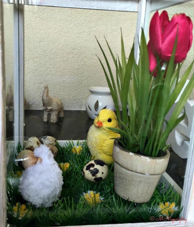 De lente in huis, DIY