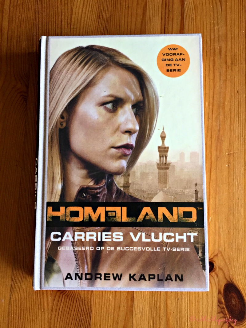Homeland_Carries vlucht