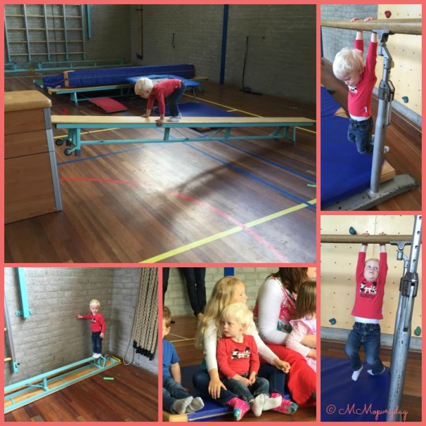 Workshop peutergym