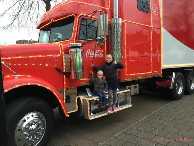 Coca cola kerstgroet