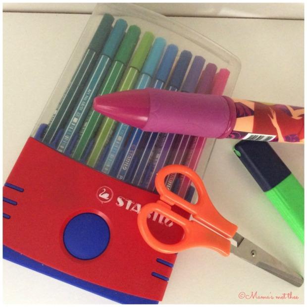 pennen en stiften