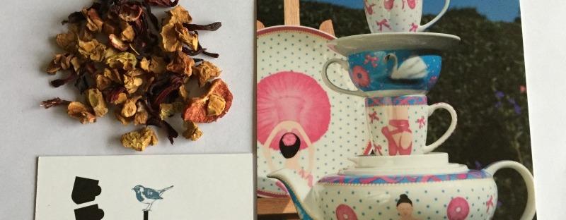 Cupkes een theefeestje