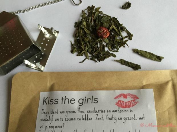 Cupkes Kiss the girls
