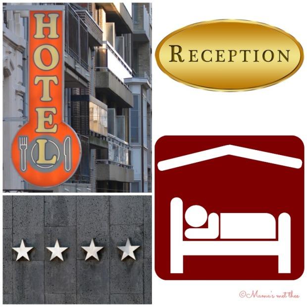 het is hier geen hotel