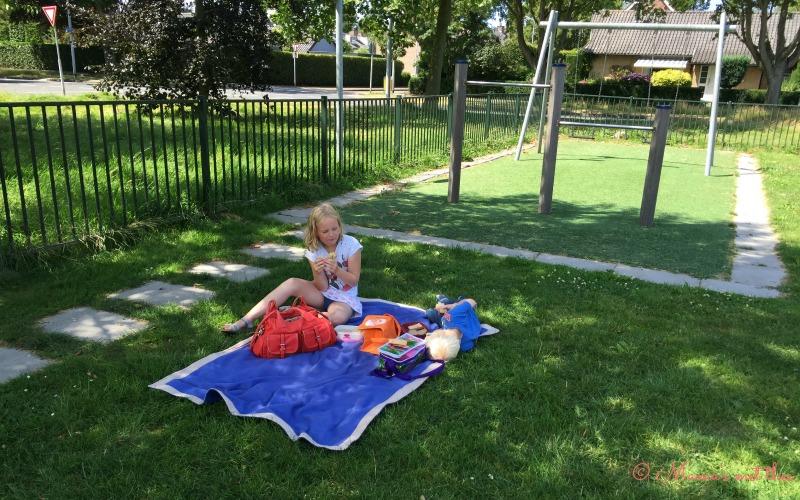 Picknick en speeltuinen