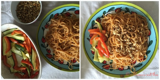 Pasta Pesto Peperoni e Noci Grand Italia