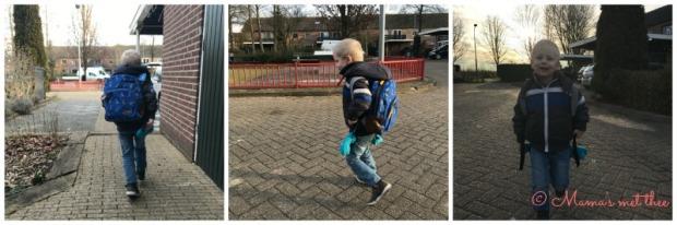 op-weg-naar-school