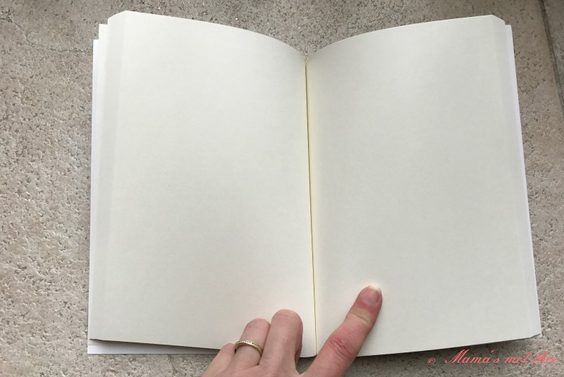 Booqees_leeg boek