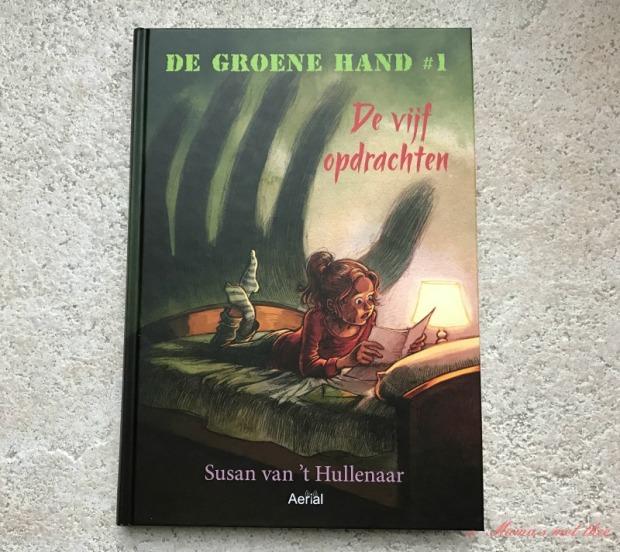 De groene hand 1 de vijf opdrachten