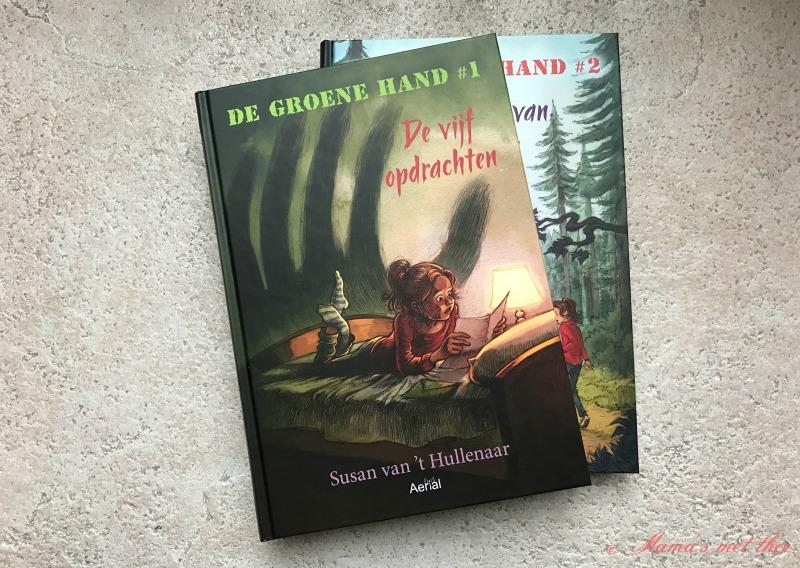 De groene hand
