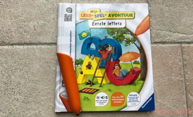 Tiptoi Eerste letters
