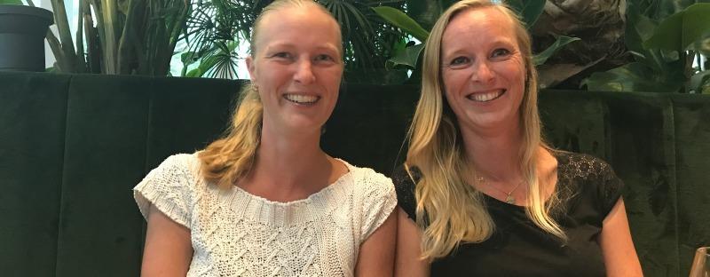 Hanneke en Marijke