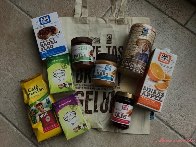 Fairtrade ontbijtbox