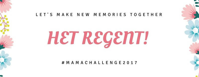 #mamachallenge 2017 het regent