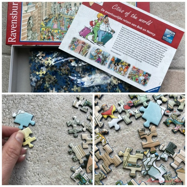 Ravensburger_Cities of the world_Wenen